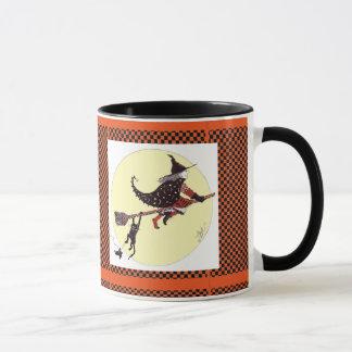 """""""Poor Cat"""" Halloween Mug"""
