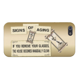 Poor Eyesight Savvy iPhone 5/5S Case