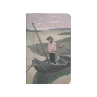 Poor Fisherman by Pierre Puvis de Chavannes Journal