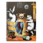 Poor Kitten Notebook