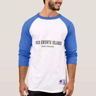 Poor Knights Islands New Zealand Tee Shirt