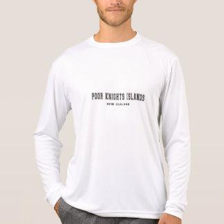 Poor Knights Islands New Zealand Tshirts