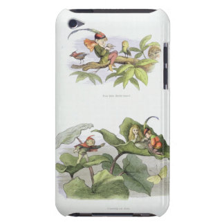 Poor little Birdie teased, and Courtship cut short Barely There iPod Case