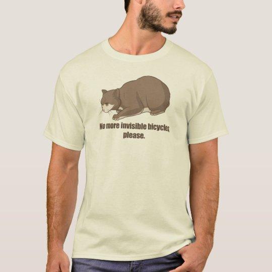 Poor lolcat. T-Shirt