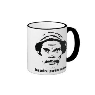 Poor person to put honoured ringer coffee mug