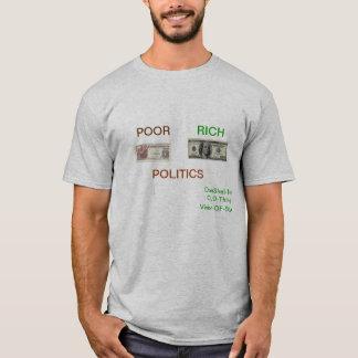 poor rich polities T-Shirt
