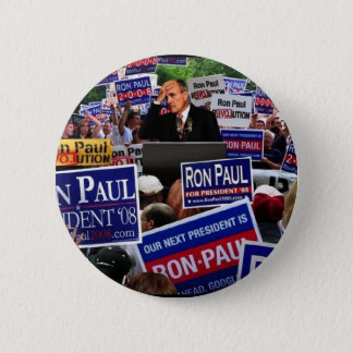 Poor Rudy Pinback Button