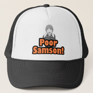 Poor Samson Trucker Hat