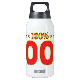Poor Star Tag 10 Oz Insulated SIGG Thermos Water Bottle