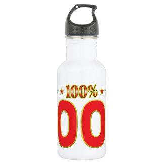Poor Star Tag 18oz Water Bottle