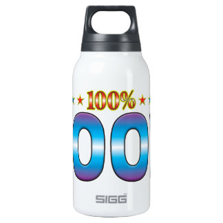 Poor Star Tag v2 10 Oz Insulated SIGG Thermos Water Bottle