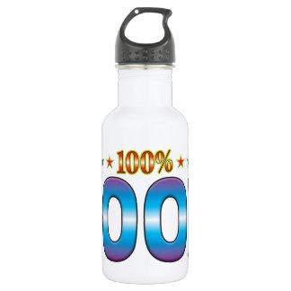 Poor Star Tag v2 18oz Water Bottle