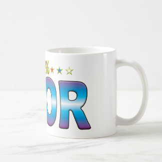 Poor Star Tag v2 Classic White Coffee Mug