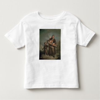 Poor Woman with Children Toddler T-shirt