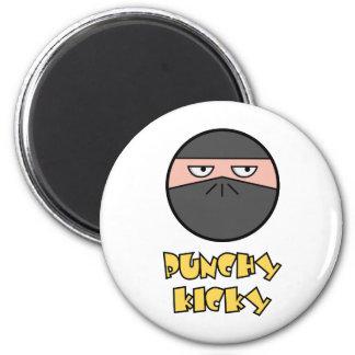Pootie! - Ninja Magnet