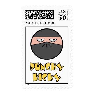 Pootie! - Ninja Stamps