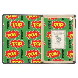 Pop and Pow iPad Air Case