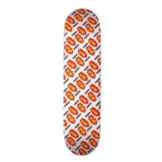 Pop and Pow Skateboard