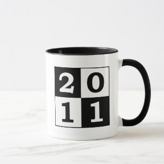 Pop Art 2011 Mug