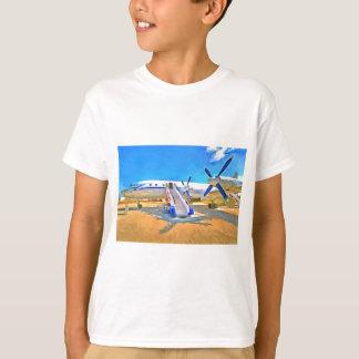 Pop Art Airliner T-Shirt