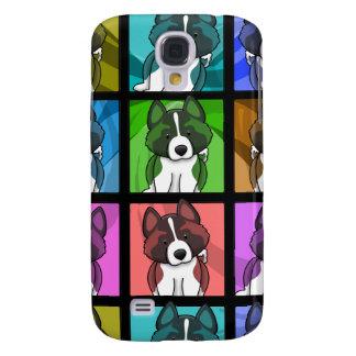 Pop Art Akita iPhone 3 Case