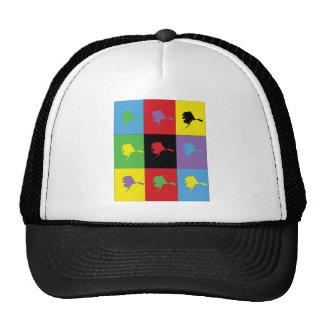 Pop Art Alaska Trucker Hat