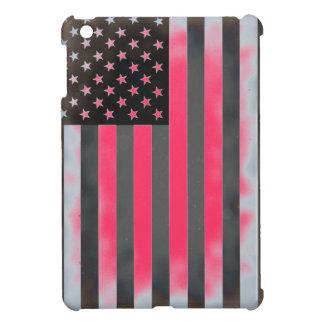 Pop Art American Flag iPad Mini Case