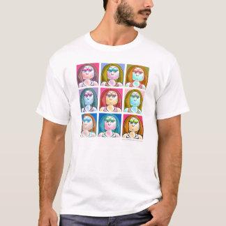 Pop Art Annabelle T-Shirt