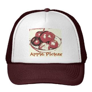 Pop Art Apples Trucker Hat