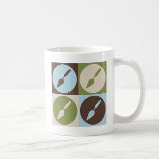 Pop Art Archaeology Coffee Mug