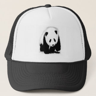 Pop Art Baby Panda Trucker Hat