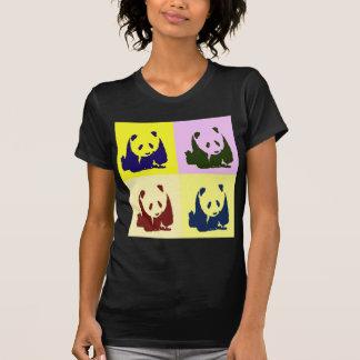 Pop Art Baby Pandas T-Shirt