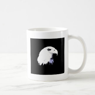 Pop Art Bald Eagle Coffee Mug