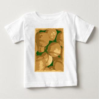 Pop Art Baseball Baby T-Shirt