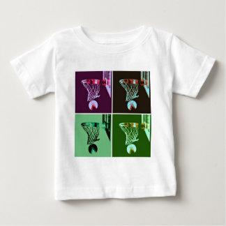 Pop Art Basketball Baby T-Shirt
