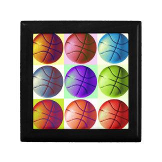 Pop Art Basketball Gift Box