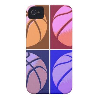 Pop Art Basketball iPhone 4 Case