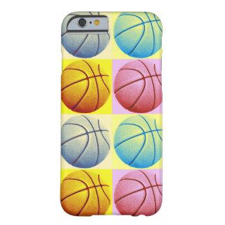 Pop Art Basketball iPhone 6 Case