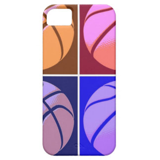 Pop Art Basketball iPhone SE/5/5s Case