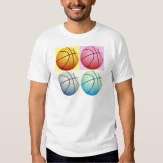 Pop Art Basketball T-shirt