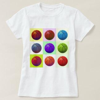 Pop Art Basketball T-shirts