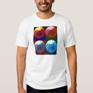 Pop Art Basketball T Shirts
