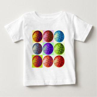 Pop Art Basketball Tee Shirt