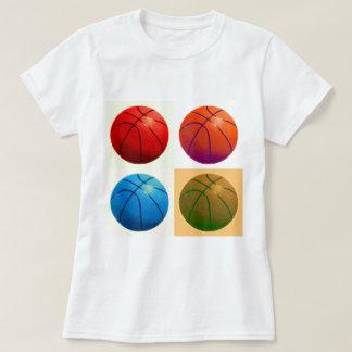 Pop Art Basketball Tees