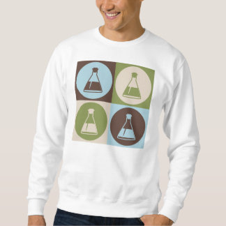 Pop Art Biology Sweatshirt