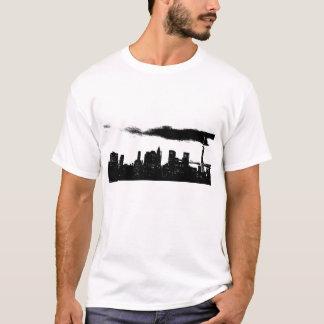Pop Art Black White NYC New York City T-Shirt