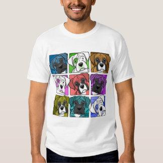 Pop Art Boxer T-shirt