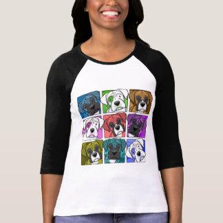 Pop Art Boxer T Shirt