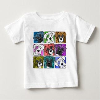 Pop Art Boxer Tee Shirt