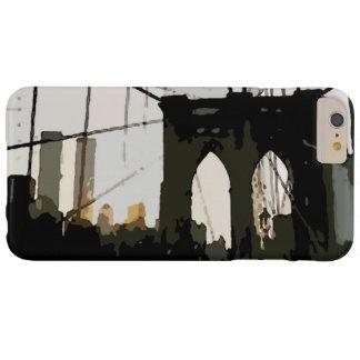 Pop Art Brooklyn Bridge iPhone 6 Case